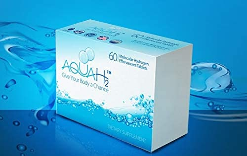 Aquah2 Molecular Hydrogen Tablets