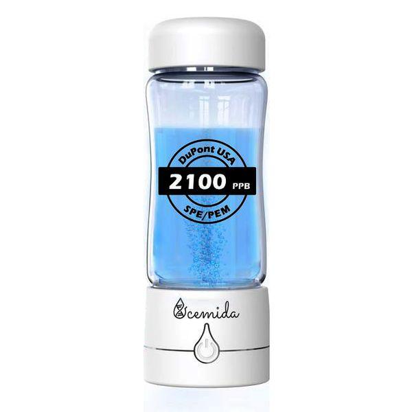 ocemida hydrogen 0water bottle 1