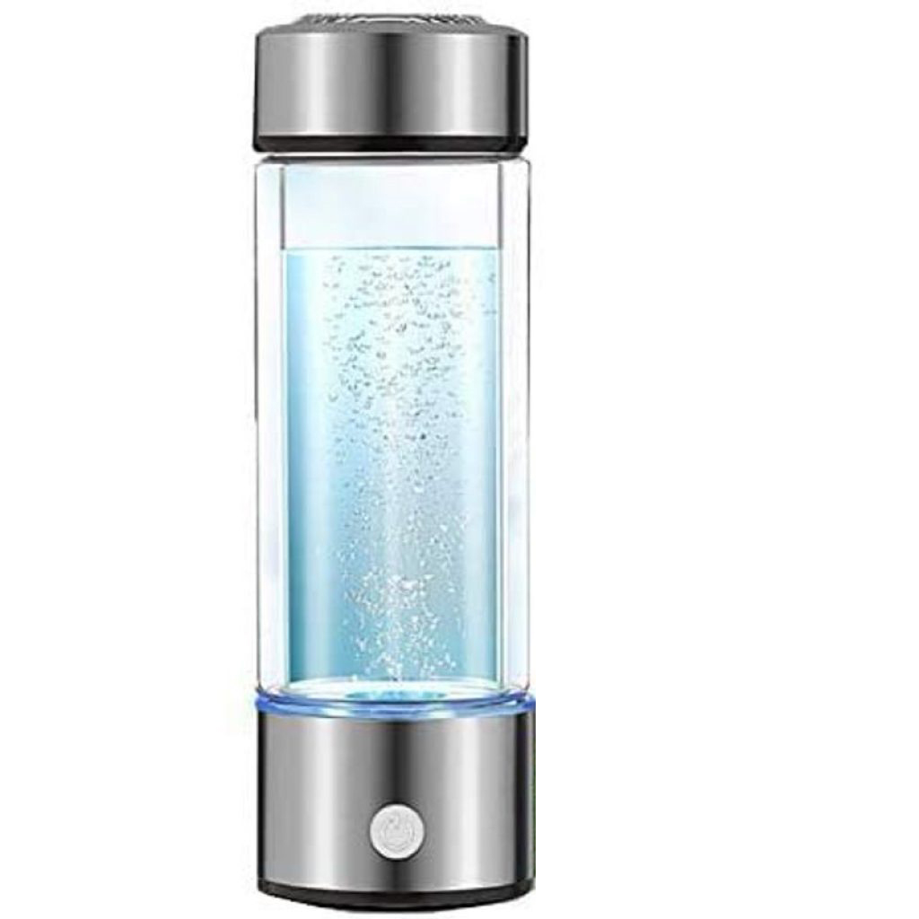 DQXY Hydrogen Water Bottle Portable Rechargeable Water Ions Generator Hydrogen Water Generator Glass Cup for Home Travel 1 1024x1024 1